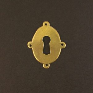 Plain Plate Escutcheon
