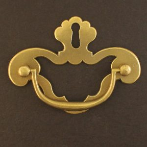 Single Pierced Escutcheon Handle